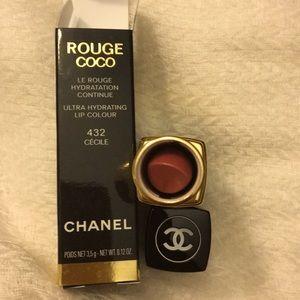 Chanel Rogue Coco brand new -432 Cécile